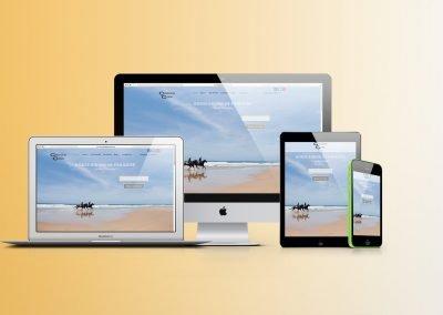 Cabalgatas Canoa – website