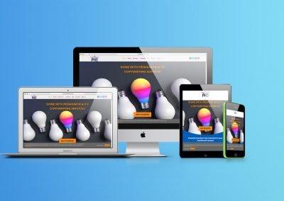 Premium Health Content – website